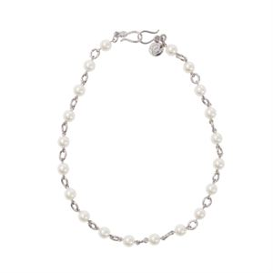 Picture of Simply Pearl Silver Chain